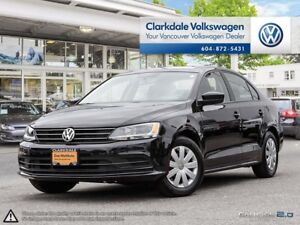 2017 Volkswagen Jetta Sedan Trendline+ Certified With Warranty!