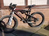 Scott spark 20 Carbon Fibre Mountain Bike