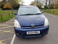 2004 Toyota Corolla Verso 1.8 T Spirit Multimode 5dr+Automatic+HPI Clear+Service History+ULEZ