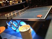 Table Tennis Lessons with BBC TV documentary'How To Stay Young׳coach-boost your ping pong skills