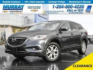 2014 Mazda CX-9 GS *Leather Seats, Rear View Camera, All Wheel D