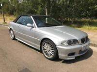 2003 BMW 330 CI Automatic Convertible Leathers £1895