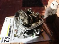 BMW R850R 1999 left cylinder head