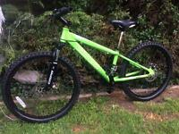 "Carrera ""Blast 24"" mountain bike"