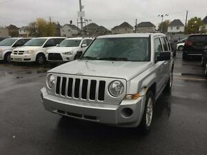 Jeep Patriot North FWD 2010 PLAN OR 7/115
