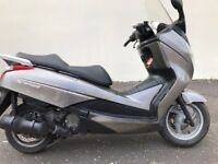 2008 honda fes125 s/wing engine running well can be heard only £350 all parts available