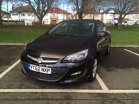 Vauxhall Astra 1.7 EcoFLEX (62 Plate) 39,000 Miles Only – Immaculate Condition