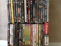 Loads of DVDs, Action, Sci-Fi, Comedy, £1 each or all of them for £25