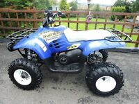 POLARIS TRAIL BOSS 330 PERFECT CONDITION,NOT A MARK ON IT