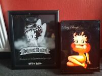 Betty Boop Large Light and Picture