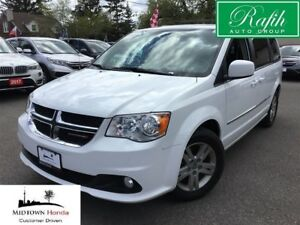 2016 Dodge Grand Caravan Crew-Super clean-Certified