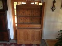 Charming Solid Pine Welsh Dresser