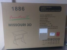 Missouri 3D Computer Desk
