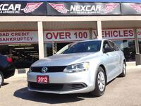 2012 Volkswagen Jetta 2.0L TRENDLINE 5 SPEED A/C LOADED ONLY 89K