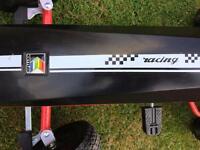 Kettler child's pedal go kart