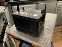 LION Calcium 113 60Ah EN 500 CCA 12 Volt Car Van Battery