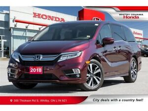 2018 Honda Odyssey Touring | Automatic | Navigation, Rear Entert
