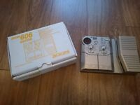 Zoom 606 guitar effects pedal unit