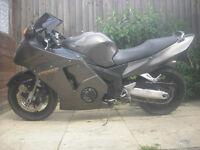 Honda Blackbird CBR 1100 xx 1998