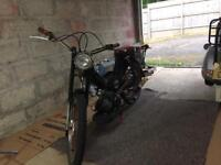 Puch Maxi Classic Moped