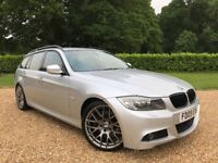 2009 BMW 330d M Sport *Watch Video* 17 Service Stamps 178k New MOT & Service 19s Stunning 2 Owners