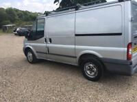 Ford transit trend 2.2 tdci 260 s low roof swb- 2009 - part exchange welcome 12 months mot