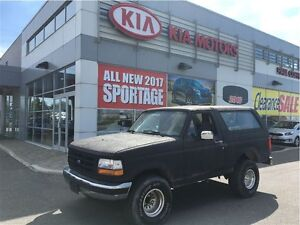 1995 Ford Bronco -
