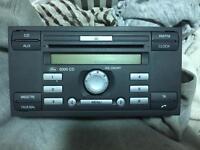 Ford transit cd/radio