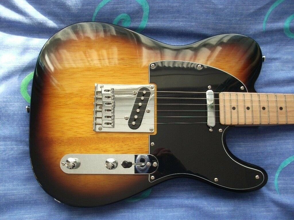 Fender Squier Telecaster Affinity Series Electric Guitar in