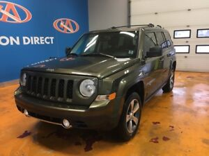 2016 Jeep Patriot Sport/North 4X4/ LEATHER/ POWER ROOF/ HEATE...