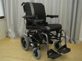 "Powered Wheelchair, Karma ""Ergo Traveller"" Model KP-10.3S. Only Used Twice."