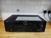 Yamaha RX-V365 5.1 Channel AV Receiver/Amplifier - Used Excellent Condition inc accessories
