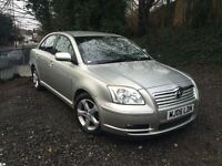 TOYOTA Avensis 2.2 D-4D T Spirit 4dr Saloon *Full Service History* 1-F Keeper *03-Months Warranty*