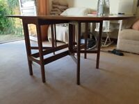 Nathan funiture table and chairs