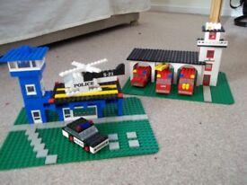 Lego (Vintage 1980s)