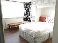 £115pw Double room for single person only in Palmers Green area