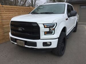 16 Ford F-150 Ecoboost 4X4...Only 4000km!
