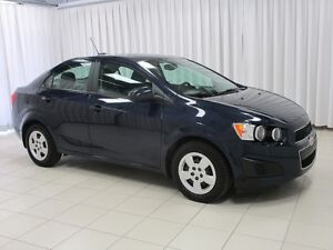 2015 Chevrolet Sonic SEDAN WITH KEYLESS ENTRY, TRACTION CONTROL,