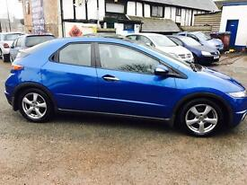 Honda Civic 2.2 cdti full service histroy 2 keys 1 owner
