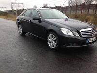 2010 Mercedes E 220 CDI SE BLUE EFFICIENCY
