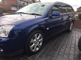 Vauxhall Vectra Elite 3.0 diesel estate .. automatic