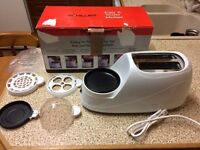 `Egg & Toast Maker' by SCHILLER, Electric, Boxed