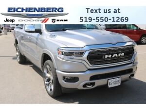 2019 Ram 1500 Limited *MANAGERS DEMO*