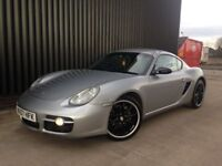 2007 Porsche Cayman 2.7 987 2dr 2 Keys, Full Porsche Service History, Big Spec, Finance Available