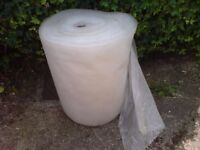 Giant roll of bubble wrap
