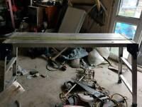 Large sturdy work bench