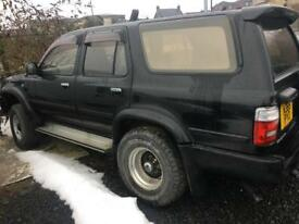 Hilux surf ssrx 3.0 td breaking for spares