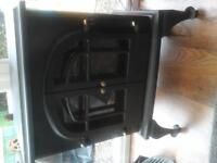 Electric stove style heater