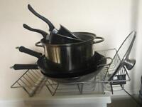 Kitchen cooking pan casserole & woks