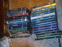 Disney Zavvi Blu Ray Steelbook 50+ Collection